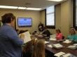Blueprints Mentor Training at the University of Alabama